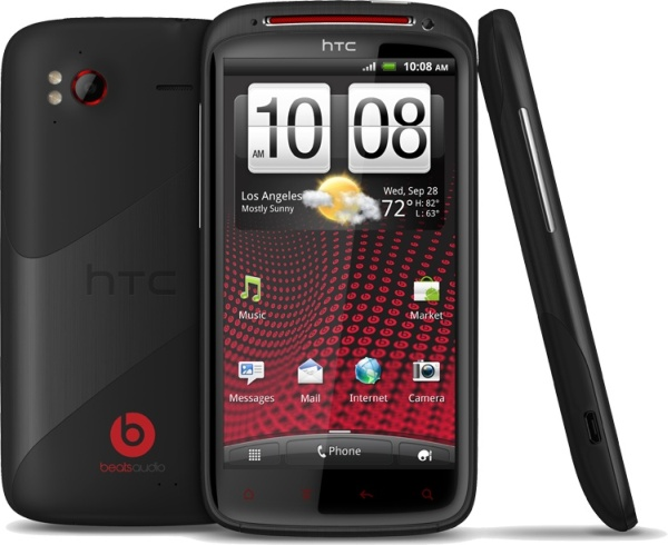 HTC выпустила обновление