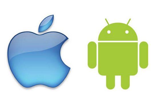Лучшие приложения для  Android и iOS 2012