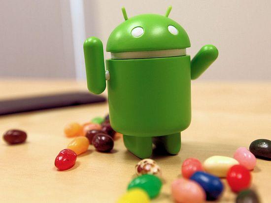 Чем отличается Android 4.1 Jelly Bean от Android 4.1