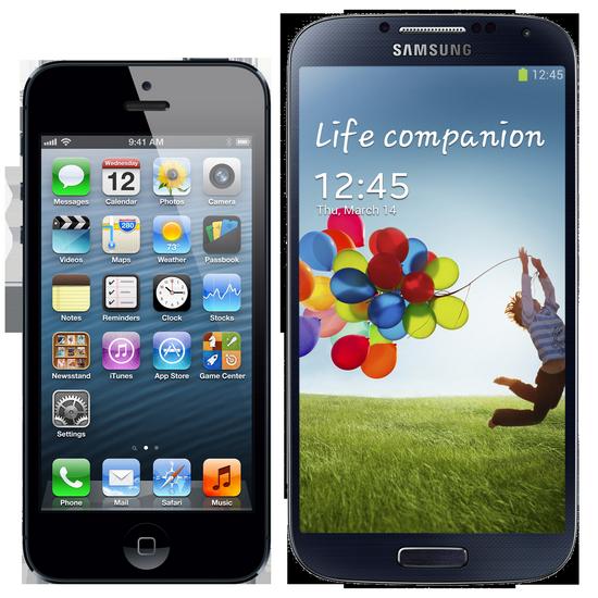 Что лучше выбрать самсунг или айфон