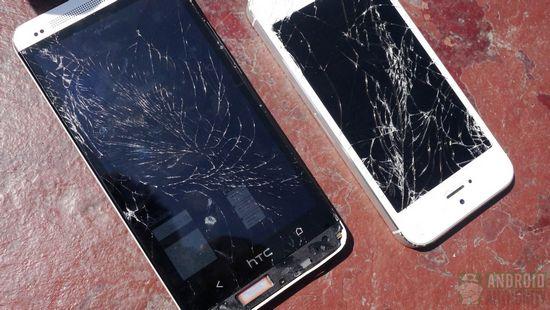 Какой самый прочный смартфон