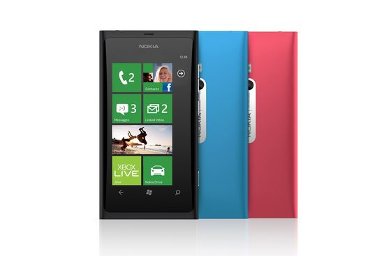 Nokia Lumia 800 - для любителей интернета