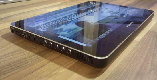 Обзор планшетника TouchPad НР