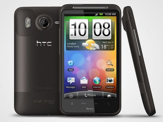 Обзор смартфона HTC Desire Z HTC Desire