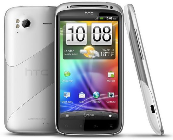 Обзор смартфона HTC Sensation XE HTC Sensation