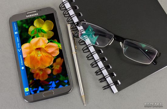 Обзор смартфона Samsung Galaxy Note 2 Samsung