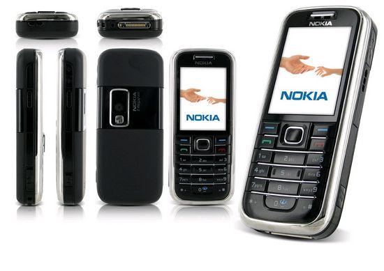 Обзор телефона Nokia 6233